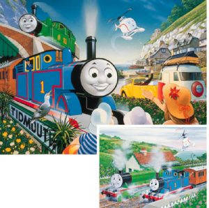 Thomas, James und Percy